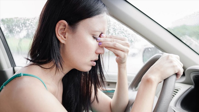 Motion Sickness | 10 tips to reduce motion sickness
