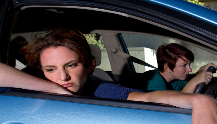 Motion Sickness   10 tips to reduce motion sickness