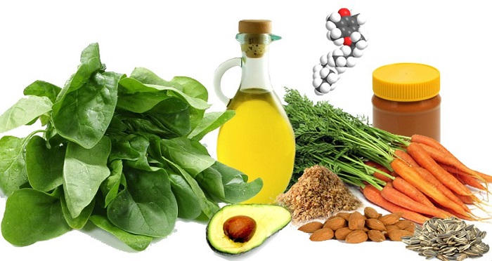 Vitamin E-Discover rich foods in vitamin E for your healthier life
