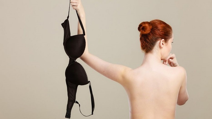 Wearing Bra | Some Reasons You Shouldn't Wearing Bra While Sleeping