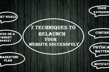 relaunch your website