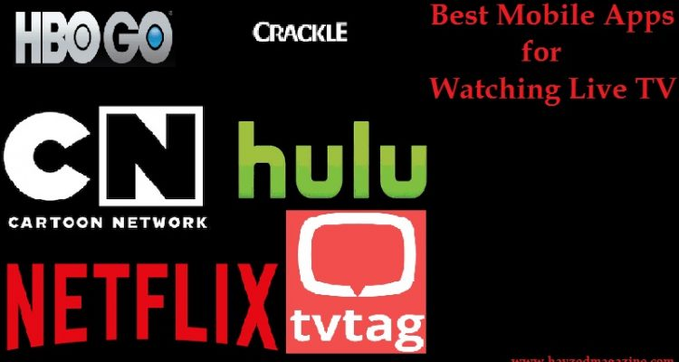 apps for watching live tv