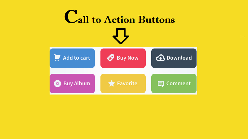 business plan call to action button