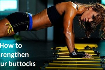 to strengthen your buttocks