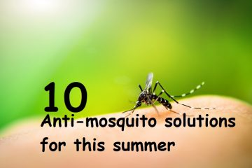 anti-mosquito solutions
