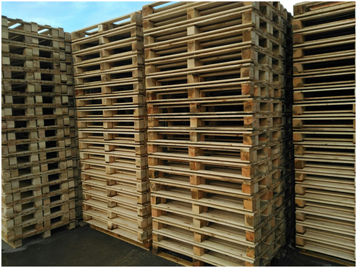 Using Wood Pallets for Interior Design with some easy way