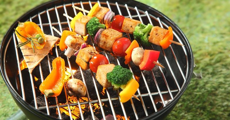 healthier barbecue
