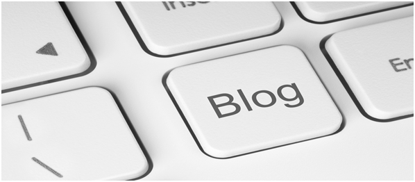 Blog on your Main Website