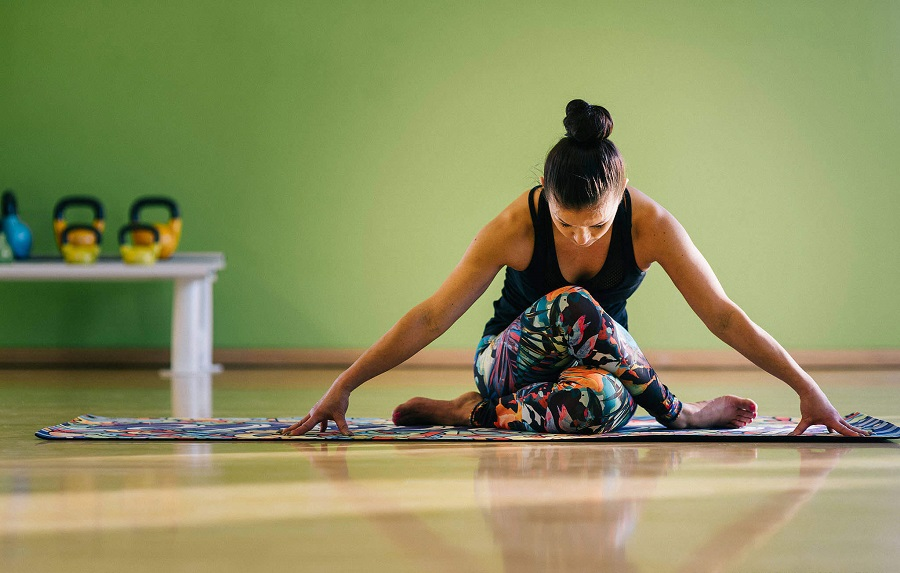 martial arts and yoga