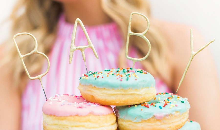 perfect baby shower