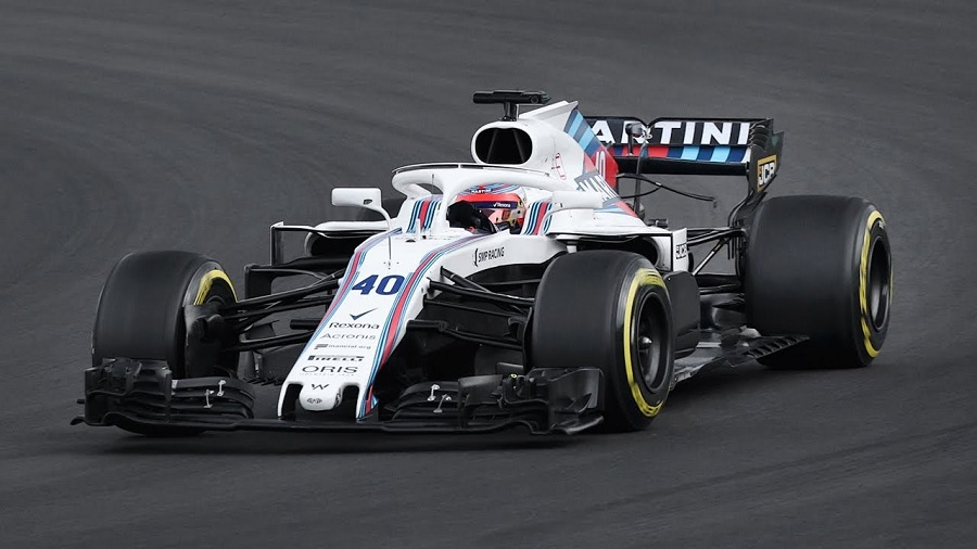 test drivers in formula 1