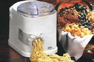 Lello Pasta Machine